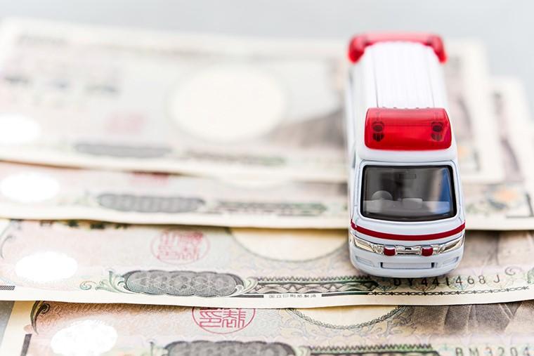 交通事故の治療費を自己負担しなければならないことがあるって本当?